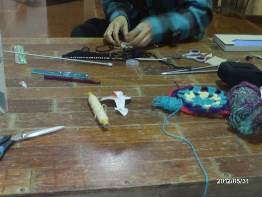 yarnbombing workshop australia