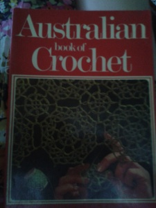 Australian Book of Crochet c. 1972