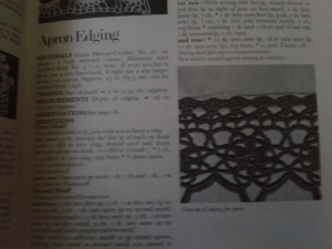 Australian Book of Crochet c. 1972 - still relevant today. Sometimes.
