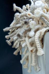 Humine Spongiform, 2010, detail