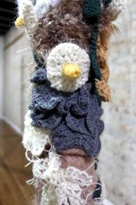 Woollenings 5, 2012, detail