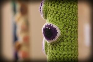 Woollenings 3, 2012 detail.