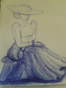 Works in progress, sketch/draft