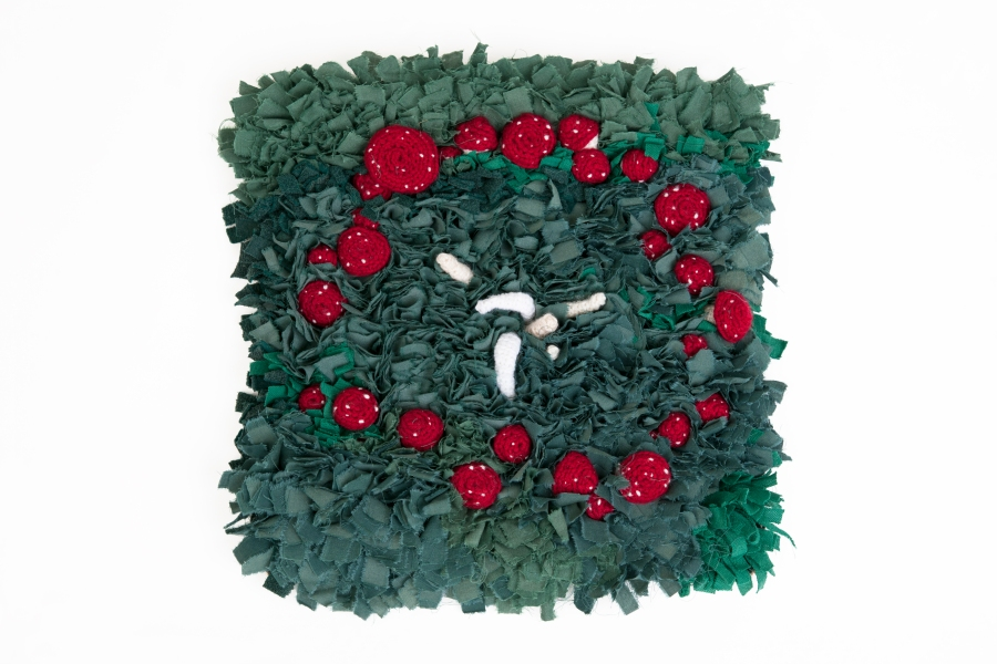 fairy ring crochet rug kelly-marie mcewan