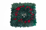 kelly-marie mcewan, fairy-ring rug and crochet