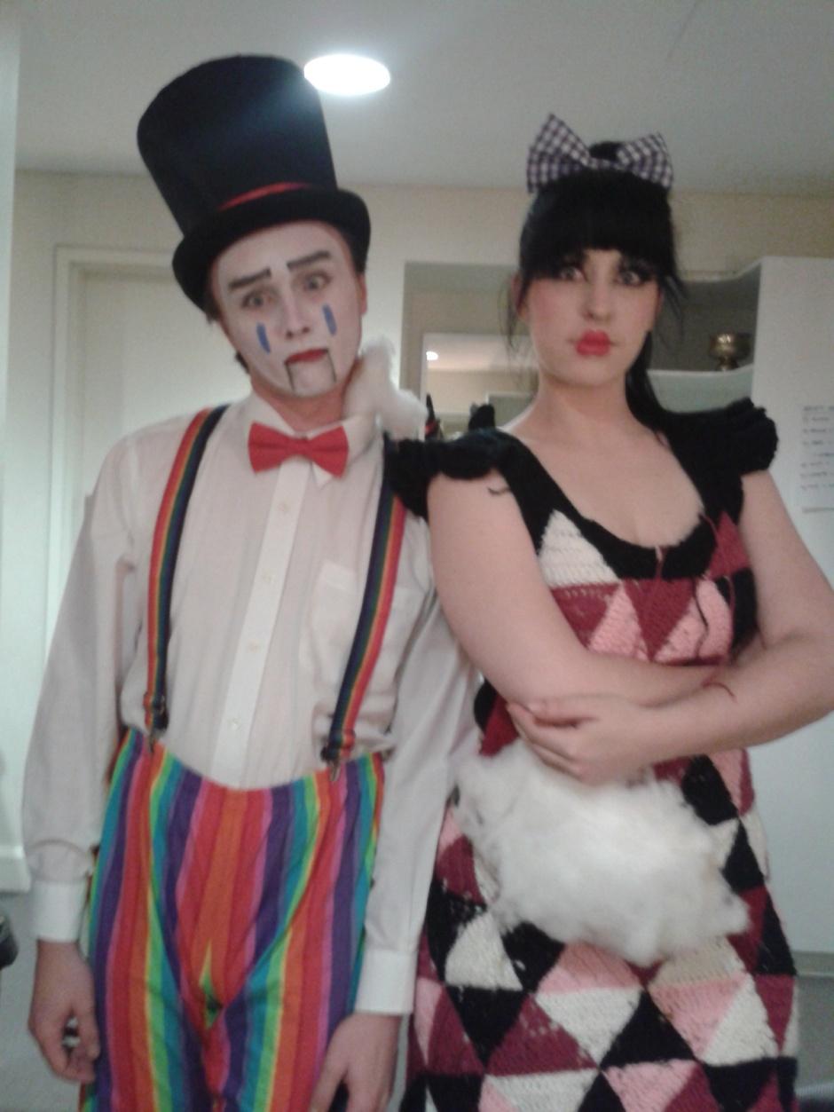 Kelly-Marie McEwan and Matthew Collins