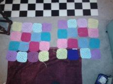 Colour choices elmer square pillow case planning