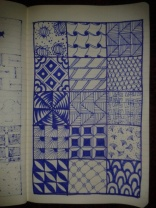 zentangle drawingaday sketching art project
