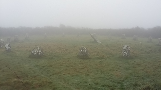 Stone circle ancient sites uk photography